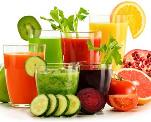 fruit and vegetable smoothies for detox