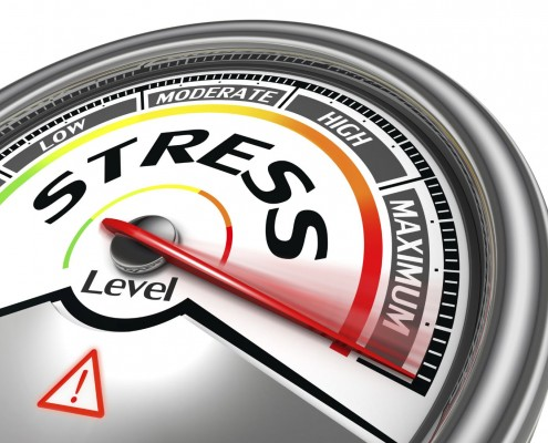 stress levels